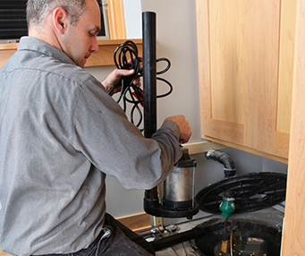 Sump pump & ejector pump service, repair & replacement.